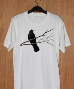 Crow Unisex T-Shirt Cheap Custom