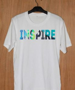 Inspire Unisex T-shirt Cheap Custom Unisex