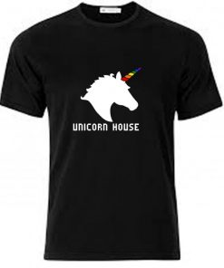 Unicorn Hourse Unisex T-shirt Cheap Custom