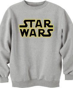 Font Star Wars Sweatshirt Unisex