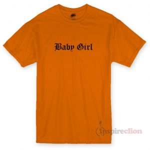 Baby Girl T-shirt Unisex Cheap Custom