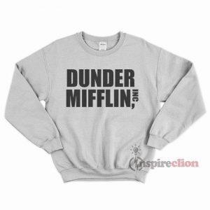 Dunder Mifflin Inc Unisex Sweatshirt