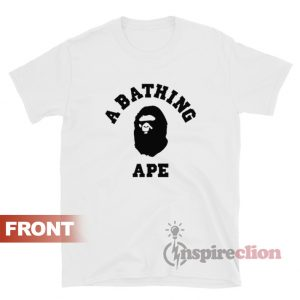 A Bathing Ape Unisex T-shirt Cheap Custom