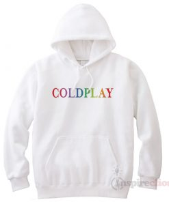 Coldplay Hoodie Cheap Custom Unisex