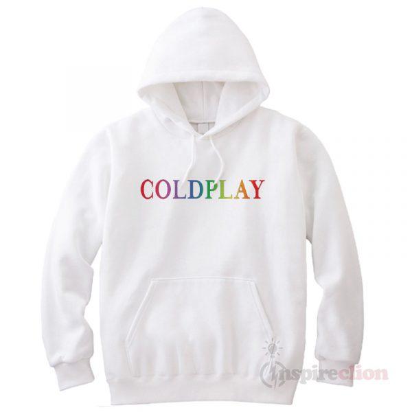 Coldplay Hoodie Cheap Custom Unisex