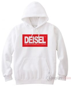 Deisel Diesel For Succesfull Living Hoodie Cheap Custom