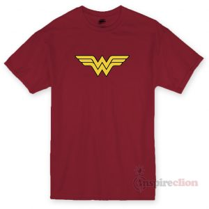 Wonder Woman Logo Unisex T-shirt Cheap Custom