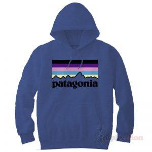 Patagonia Unisex Hoodie Cheap Custom