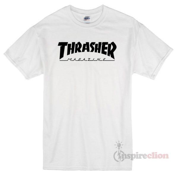 Trasher Magazine Unisex T-shirt