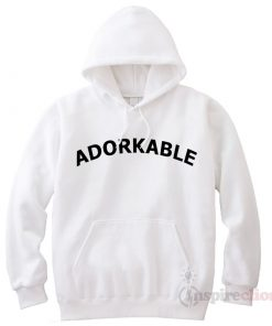 Adorkable Hoodie Cheap Custom Unisex