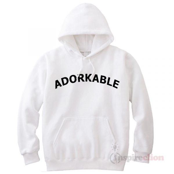 Adorkable Hoodie Cheap Custom Unisex