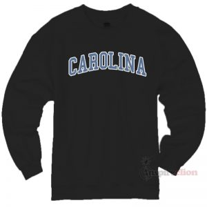 Carolina Sweatshirt Unisex Cheap Custom