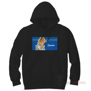 Buy Not By Bread Alone Hoodie Unisex Cheap Custom