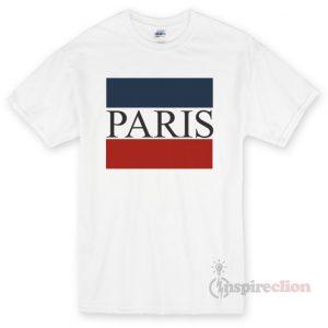 Paris Unisex T-shirt Cheap Custom
