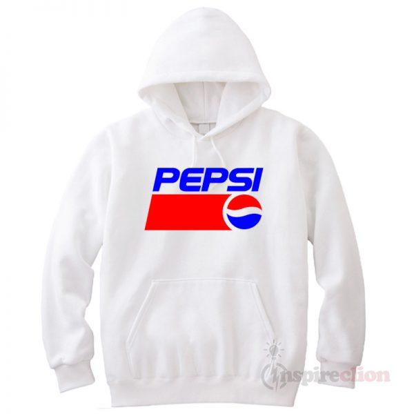 Pepsi Hoodie Cheap Custom Unisex