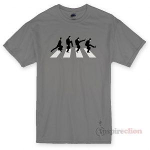 Silly Road Unisex T-shirt Cheap Custom
