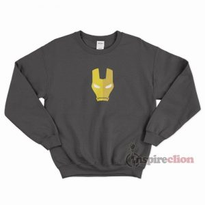 Iron Man Sweatshirt Unisex Cheap Custom