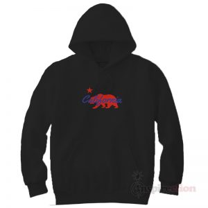 California Go Ca Hoodie Cheap Custom Unisex