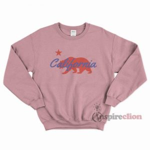 California Go Ca Sweatshirt Unisex Cheap Custom