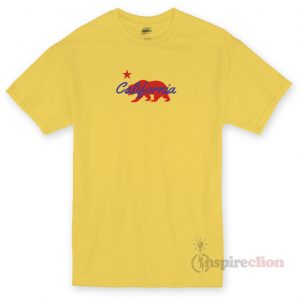 California Go Ca Unisex T-shirt Cheap Custom