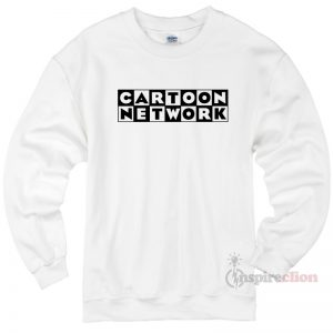 Cartoon Network Sweatshirt Unisex Cheap Custom