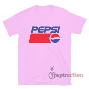 Pepsi Unisex T-shirt Cheap Custom