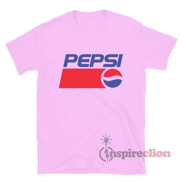 Pepsi Unisex T-shirt Cheap Custom