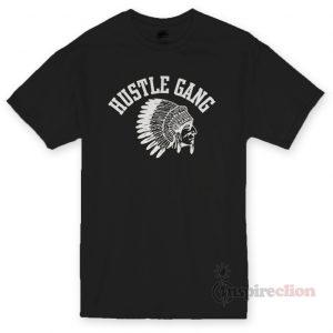 Hustle Gang Unisex T-shirt Cheap Custom