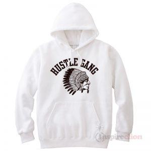 Hustle Gang Hoodie Cheap Custom Unisex