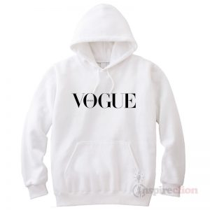 Vogue Italia Unisex Hoodie Cheap Custom
