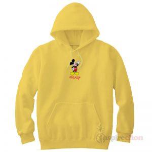 Walt Disney Mickey Mouse Hoodie Cheap Custom
