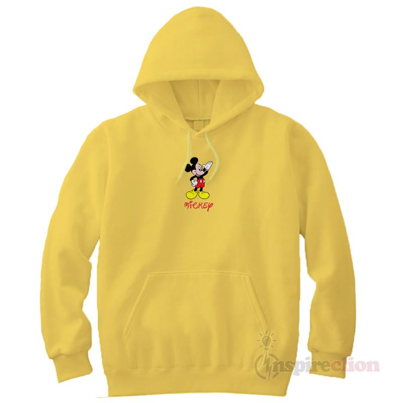 31f967c675a7 Walt Disney Mickey Mouse Hoodie Cheap Custom - Inspireclion.com