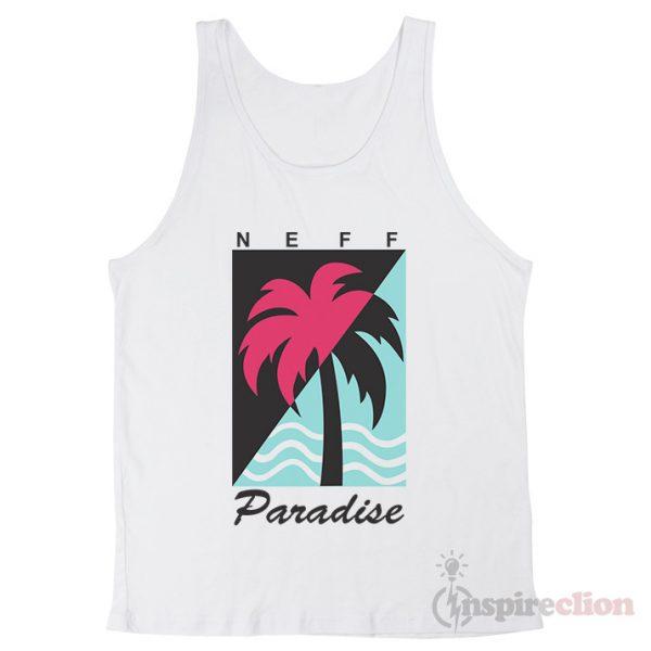 Neff Paradise Unisex Thank Top Cheap Custom