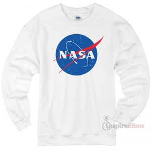 Nasa Sweatshirt Unisex Cheap Custom