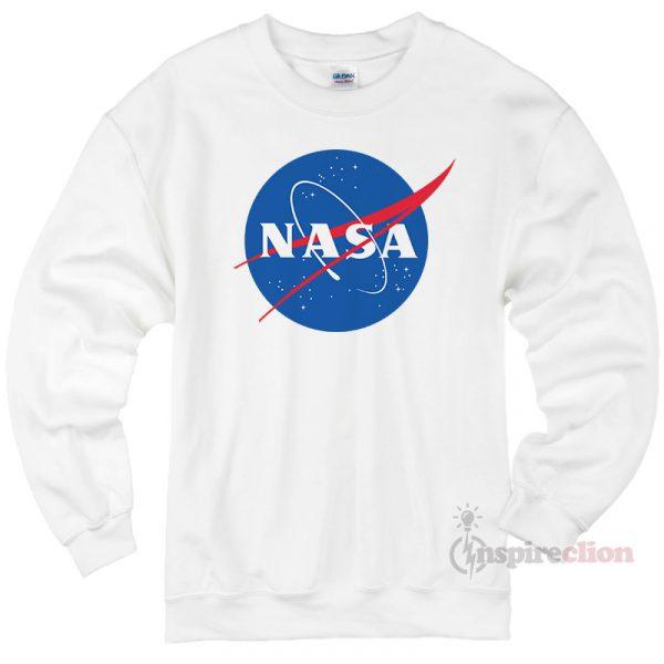 Nasa Sweatshirt Unisex Cheap Custom