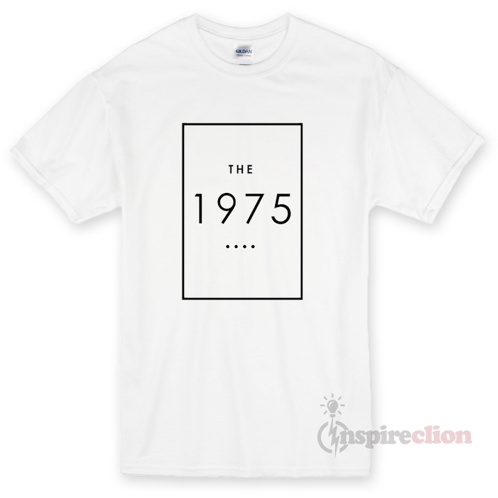 115b32af2 The 1975 Unisex T-shirt Cheap Custom T-shirt Cheap Custom