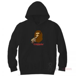 Bape x Coca Cola Ape Head Hoodie Cheap Custom