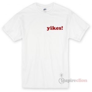 Yikes! Unisex T-shirt Cheap Custom