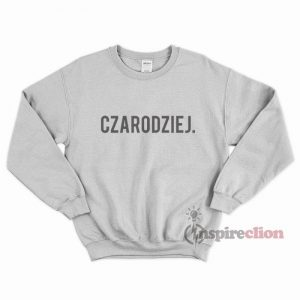 CZARODZIEJ Wizard Unisex Sweatshirt Cheap Custom