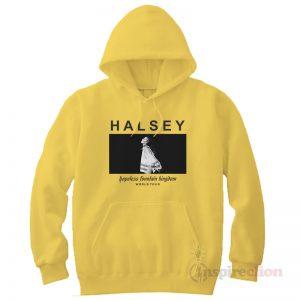 Halsey Hopeless Fountain Kingdom Hoodie For Sale