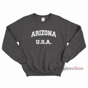 Arizona Sweatshirt Unisex Cheap Custom