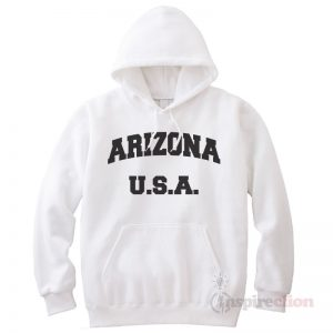 Arizona Hoodie Cheap Custom Unisex