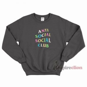 Frenzy ASSC Multicolour Sweatshirt Cheap Custom