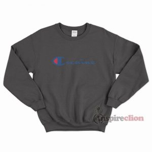 Cocaine Sweatshirt Champion Cheap Custom