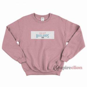 Halsey Badlands Tour Unisex Sweatshirt Cheap Custom