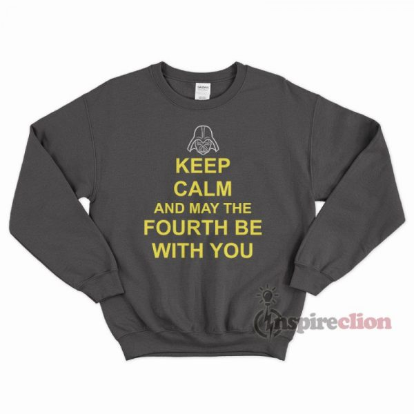 Star Wars Gifts May The Fourth Sweatshirt Unisex Cheap Custom