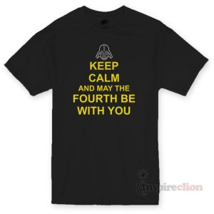 Star Wars Gifts May The Fourth Unisex T-shirt Cheap Custom