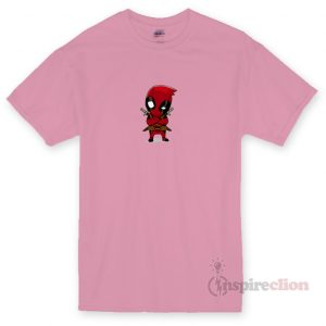 Little Deadpool Unisex Sweatshirt Cheap Custom