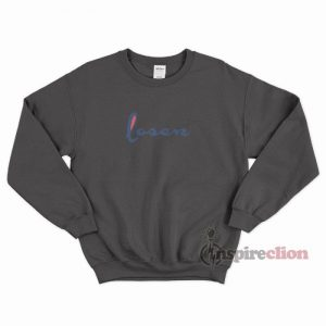 Loser Champion Parody Sweatshirt Cheap Custom