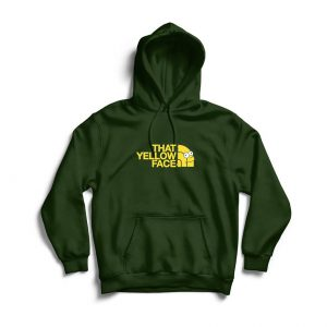 North Bart That Yellow Face Hoodie